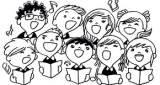Wspólne śpiewanie azdowolenie zżycia