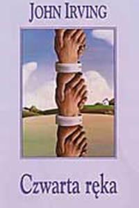 """czwarta ręka 200x300 Czy strata może być szansą?   na podstawie """"Czwartej ręki"""" Johna Irvinga."""
